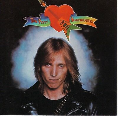 TOM PETTY Heartbreakers self titled VG 1991 MCA Canada remaster MCAMD-10135