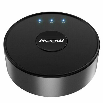 Mpow Wireless Bluetooth 5.0 Transmitter For TV Bluetooth Audio Adapter with aptX