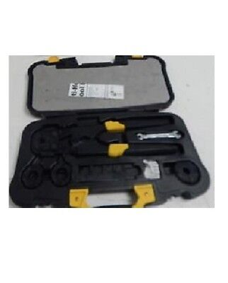 Apollo 341349 Pex Multi Head Crimp Tool Kit with Case