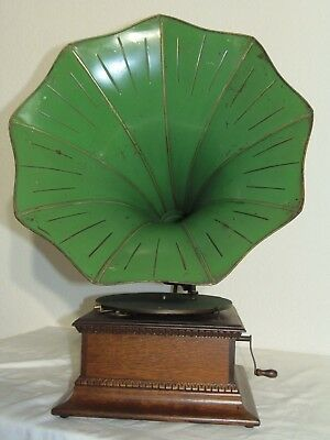 RAR - Grammophon Gramophone Junior Monarch His Masters Voice G&T HMV um 1903