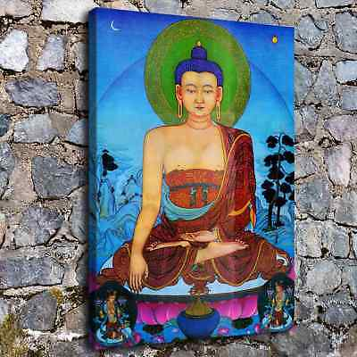 """12""""x16"""" Abstract buddha god posters HD Canvas Prints Home Wall art picture 43"""