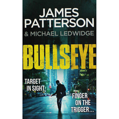 Bullseye by James Patterson (Paperback), Fiction Books, Brand New