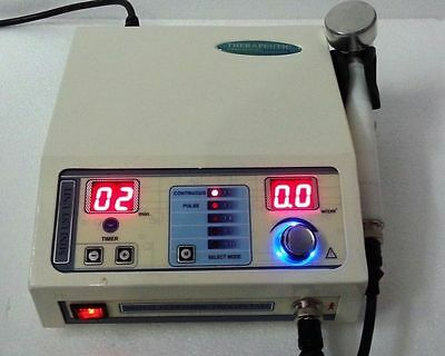 New Portable Ultrasonic Therapy 1 Mhz Ultrasound Therapy Massager Machine Unit