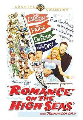Romance on the High Seas (1948) Jack Carson, Janis Paige, Don DeFore, Doris Day