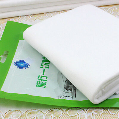 Portable Pure Cotton Non-woven Travelling Disposable Hotel Towel Bath Towel Set