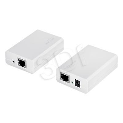 TP-LINK [TL-POE200] Adapter 1 Injector and 1 PoE
