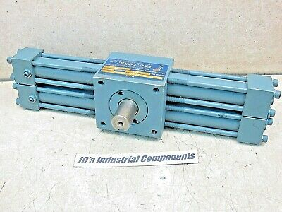 Flo Tork,   Hydraulic  Rotary  Actuator,   364 Deg.,   600 Psi,   Model 1800