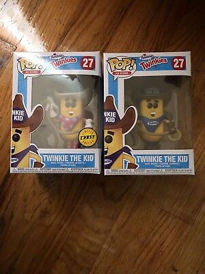 Funko Twinkie The Kid (Chase/CommonEdition)Twinkie x POP! Ad Icons Vinyl Figure