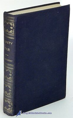 Vanity Fair by William Makepeace THACKERAY Very Good- reprint hardcover 31450