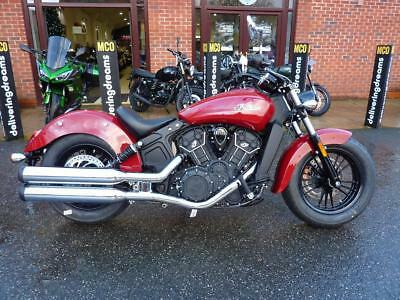 Indian Scout Sixty 2018 Managers Special