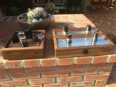 Stereo Tube PreAmplifier 6SN7 - 100% hand built Stereo Tube Preamplifier
