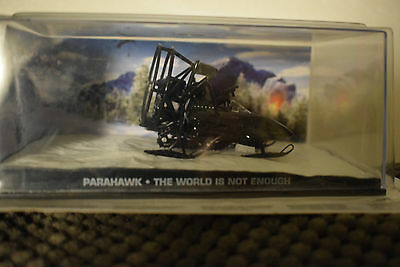 James Bond Cars Collection 087 Parahawk The World Is Not Enough