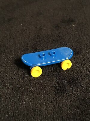 R5 Lego 5x Minifigure Skateboards RARE NEW Blue Green Red Yellow Orange