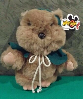 1991 Disney World Mouseketoys Star Wars Ewok Plush