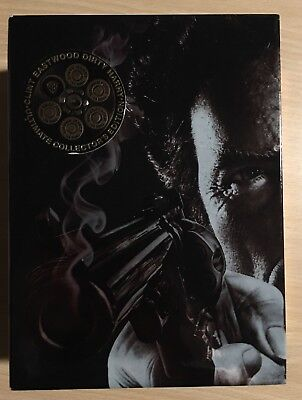 Dirty Harry Ultimate Collector's Edition Bluray Used Complete Oop