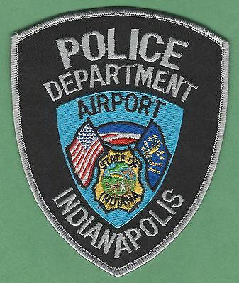 Indianapolis International Airport Police Patch