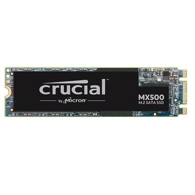 Crucial MX500 SSD 500GB 250GB 3D NAND NVMe PCIe M.2 Internal Solid State Drive