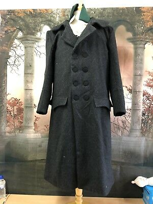 Regency Style Made To Order Great Coat