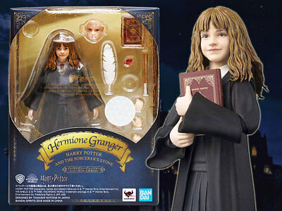 Hermione Granger Harry Potter and the Philosopher's Stone S.H.Figuarts Figure