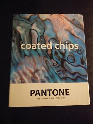 Pantone Book The Power Of Color COATED Chips Matching System