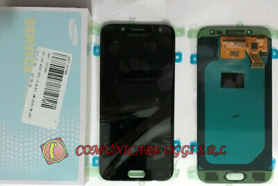 Display Lcd Service Pack Originale Samsung Galaxy J5 2017 Sm-J530F Nero