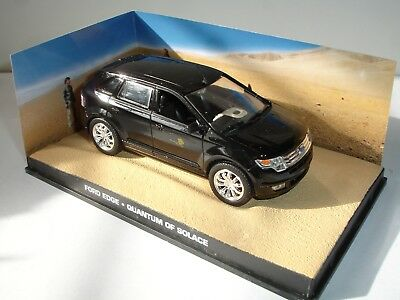 James Bond Quantum Of Solace Ford Edge   Cast
