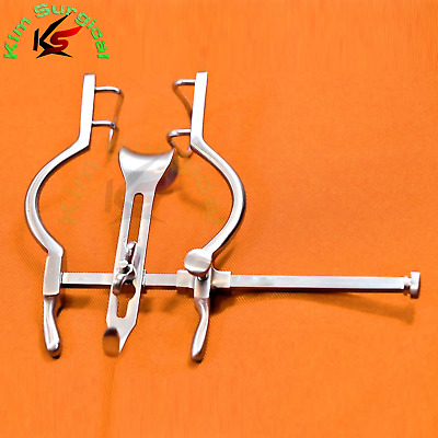 "Balfour Abdominal Retractor 4"" Gyno Veterinary Tool Surgical Instruments"