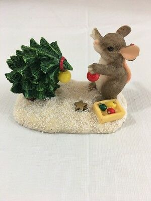 Charming Tails Please, Just One More by Fitz & Floyd Inc. 87/625 Figurine