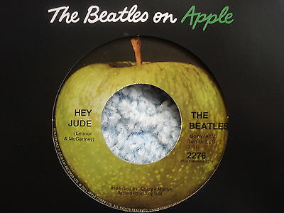 """BEATLES 45 RPM 7"""" - Hey Jude RECORD STORE DAY 2011 RSD"""