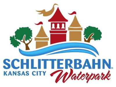4 Schlitterbahn Kansas City Water Park tickets (not discount tix) FREE SHIPPING