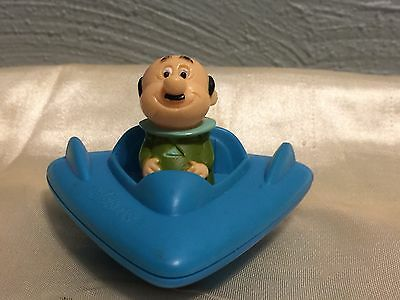 THE JETSONS Cosmo Spacely Wendy's Fast Food Space Toy On Wheels Hanna-Barbera