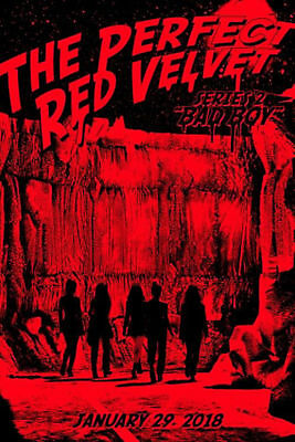 RED VELVET [THE PERFECT RED VELVET] 2nd Repackage Album+Photo Book+Card+GIFTCARD