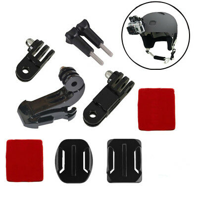 Grab Bag of Mounts Kit For GoPro Hero 3 3+ 4 5 6 7 Go Pro HD Camera Accessories