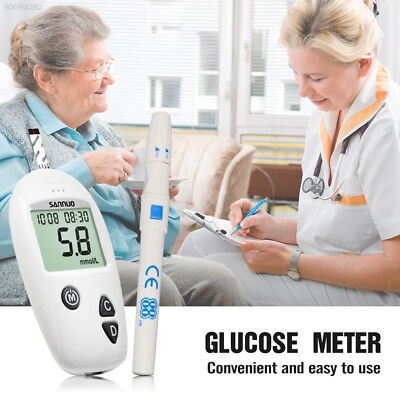 149A Plastic Blood Sugar Monitor Tester Rapid Detection Household Body Care Pen