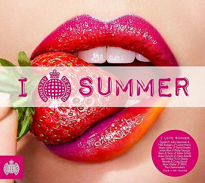 Ministry Of Sound - I Love Summer (3 X CD)