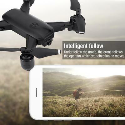 Drone x pro 2.4G Selfi WIFI GPS With 1080P HD Camera Foldable RC Quadcopter