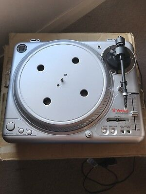 SINGLE VESTAX PDX 2000 TURNTABLE/Qbert ortofon  - Great condition/boxed