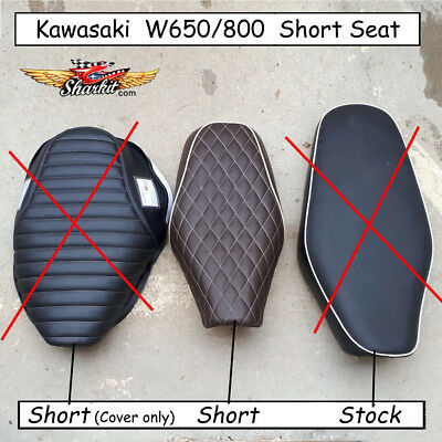 Short Seat  for Kawasaki W650/800 - one of a kind