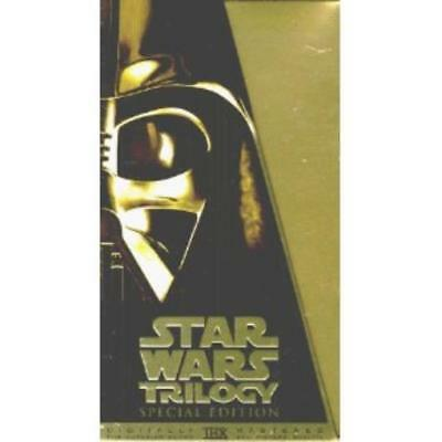 20th Cent Fox VHS Star Wars Trilogy (Special Edition) VHS NM