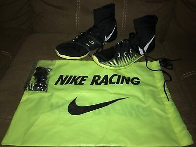 13d7cf32605c5 NEW Nike Zoom Victory XC 4 Track and Field Spikes Black 878804-017 Men s  Size