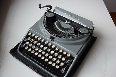 OLIVETTI MP 1 in great condition  .40years