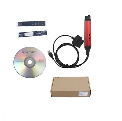 Wifi Latest V2.31 VCI-3 VCI3 Scanner Diagnostic Tool for Scania fast shipping!!!
