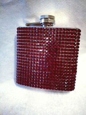 Red Crystal Flask