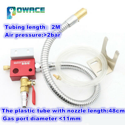 WD-01 Metal Cooling Lubrication Mist Spray System for CNC Lathe Milling Machine