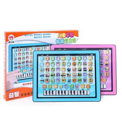 Baby Tablet Educational Toys Girls For 1-3 Year Old Toddler Learning English New