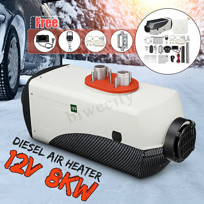 F2F0 Vehicle Heater Diesel Boat Quiet Durable Oil-Fired Heater Air Heater