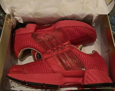 pretty nice b05b9 ac1d9 Coca Cola x Adidas Clima Cool 1 Red Gold Size 10.5 Limited Kith