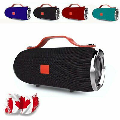 Bluetooth Wireless Speaker Portable Outdoor Waterproof Speakerphone NEWEST