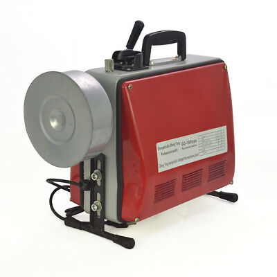 """Commercial 3/4""""-6""""Ø Electric Spiral Pipe Drain Cleaner Sewage Cleaning Machine"""