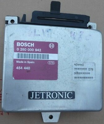 Boitier d'injection Bosch 0280000942 Volvo 440 460 480 Turbo
